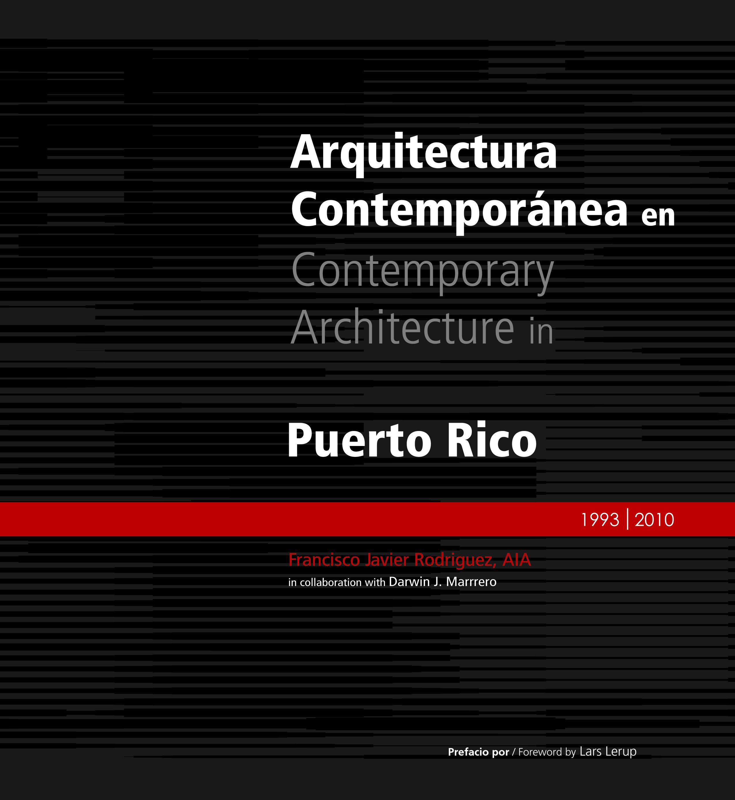 Catalogo de Arquitectura Contemporánea