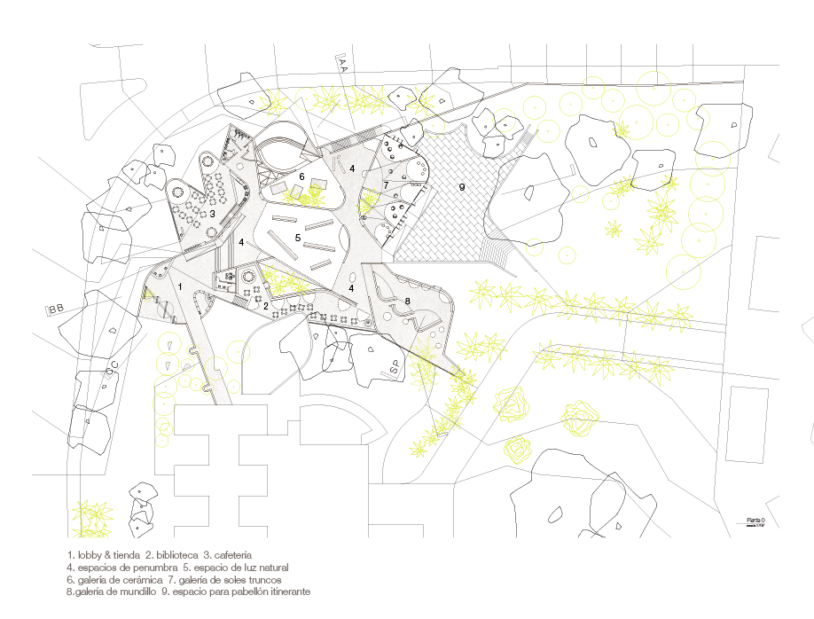 Galer as de proyectos en dise o arquitect nico escuela for Maestria en interiorismo arquitectonico