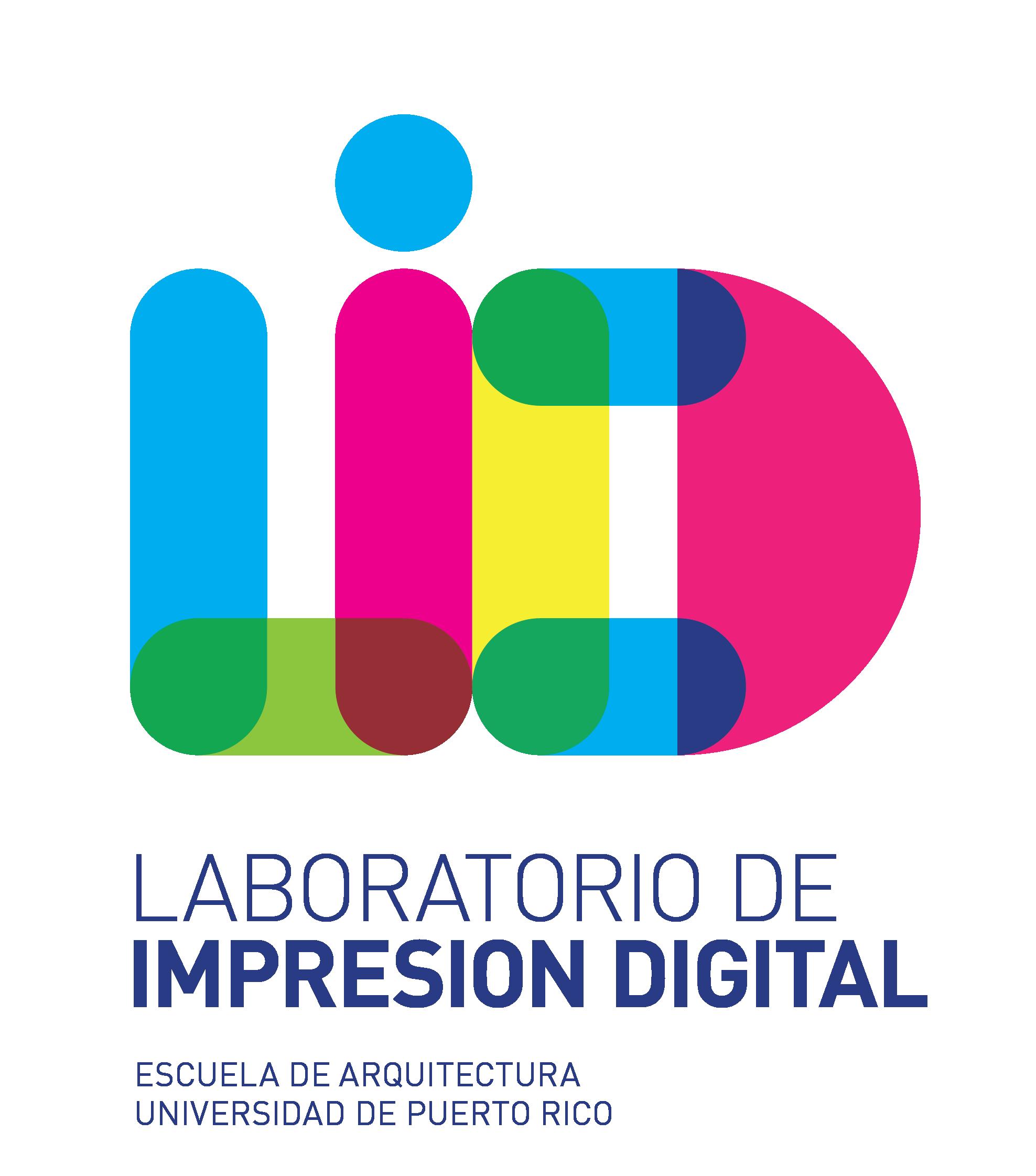 Logo de Laboratorio de Impresión Digital