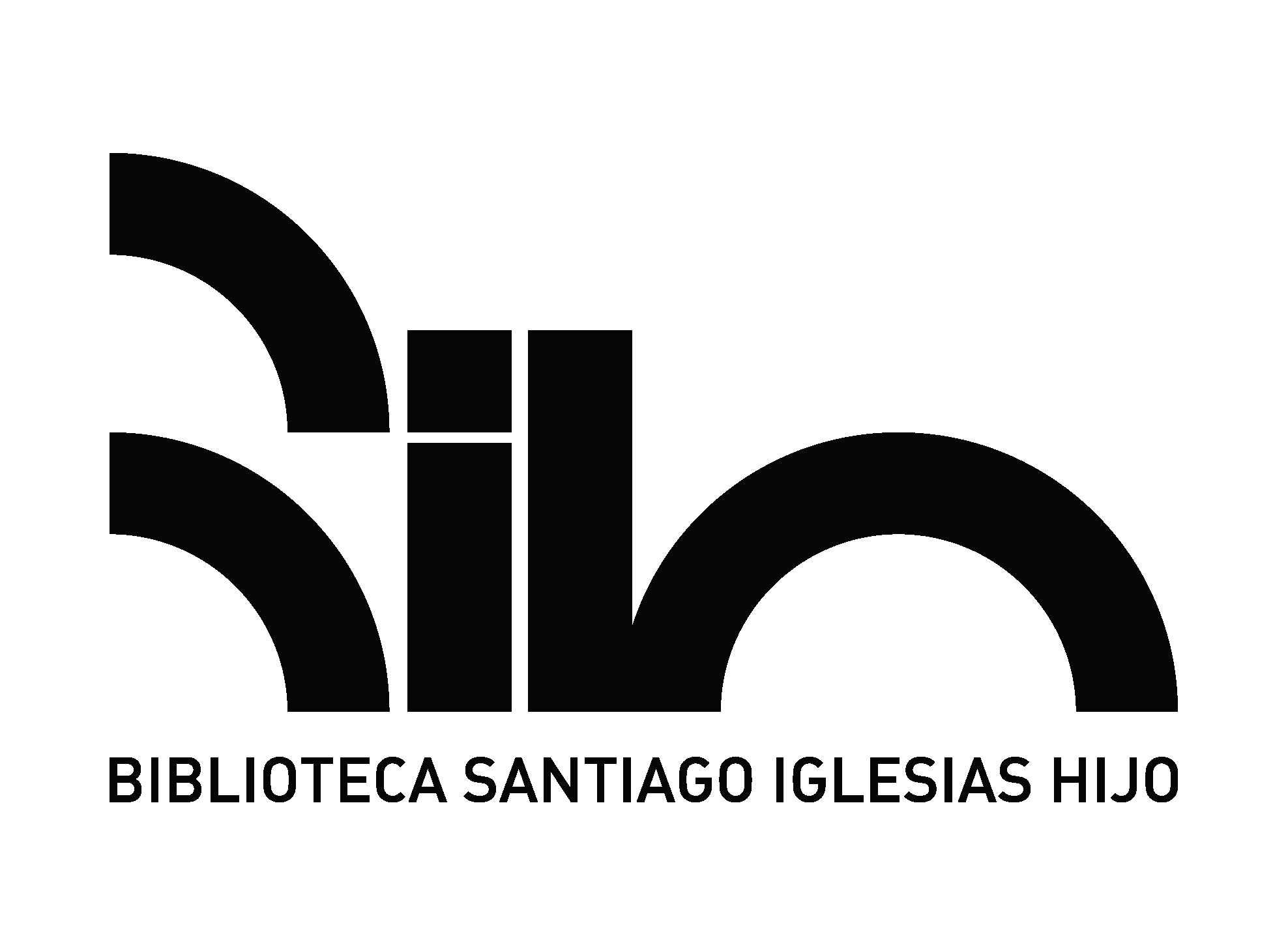 Logo de la Biblioteca Santiago Iglesias Hijo