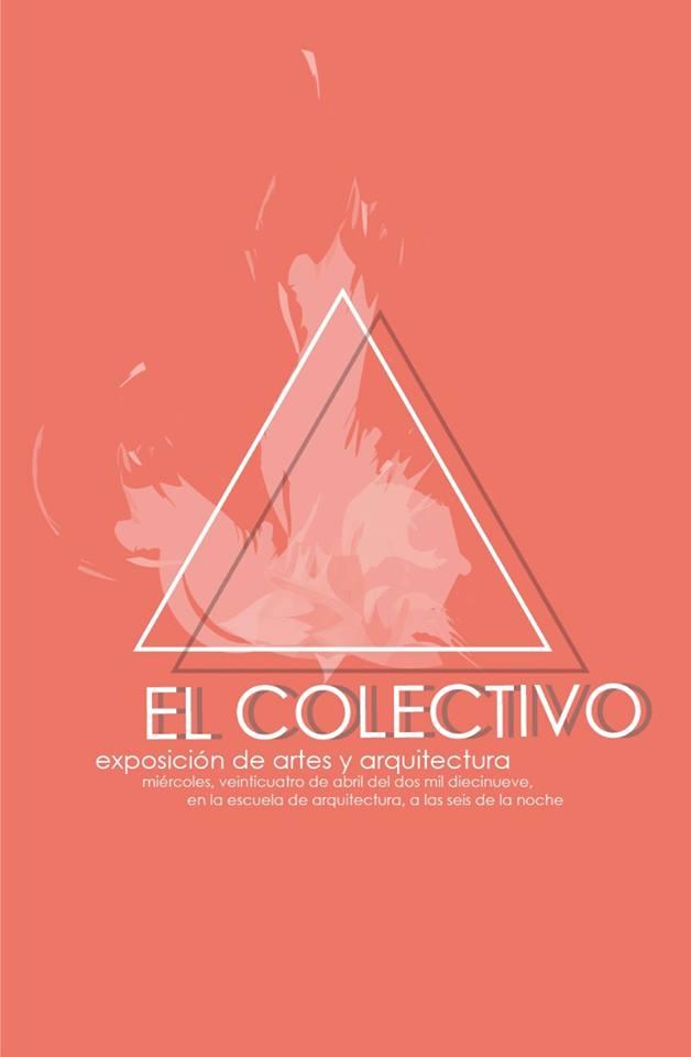 """Imagen de promocion al evento """"El Colectivo"""""""