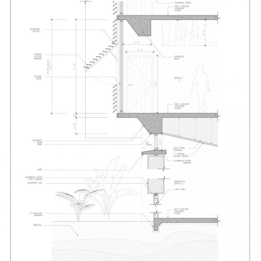 Documentos de Construcción realizados por Virgen Berrios