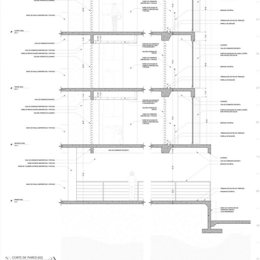 Documentos de Construcción realizados por Alyssa Soto