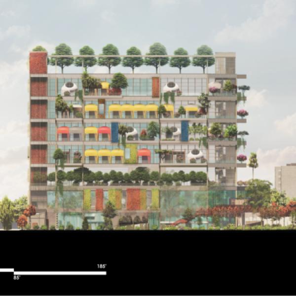 Proyecto realizado por Orlando Echevarría para el curso ARQU-4134