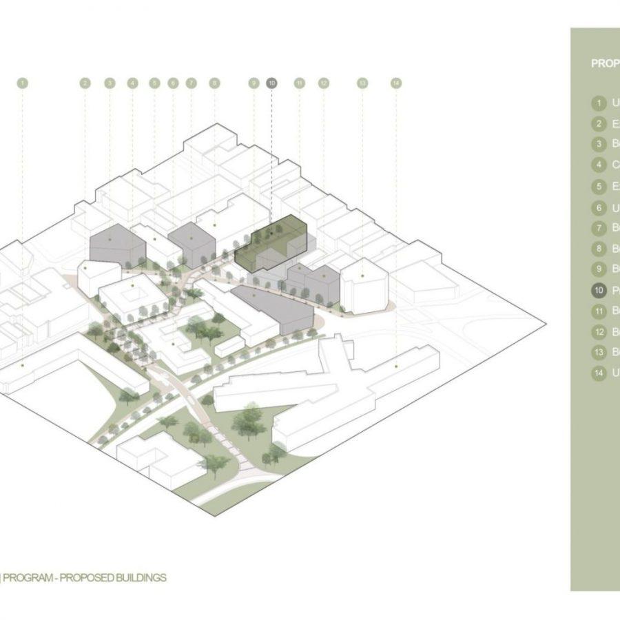 Analisís de Sitio realizados por Marcos J. Ortíz para el curso ARQU-6311
