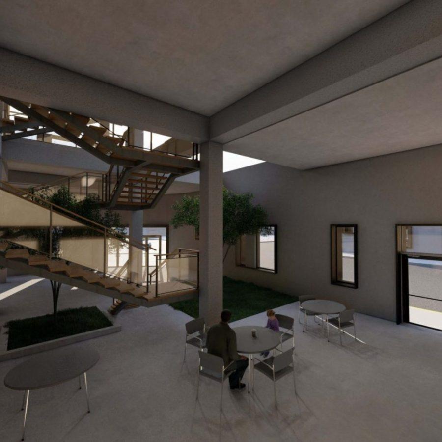Proyecto realizado por Jean Santos para el curso ARQU-6311