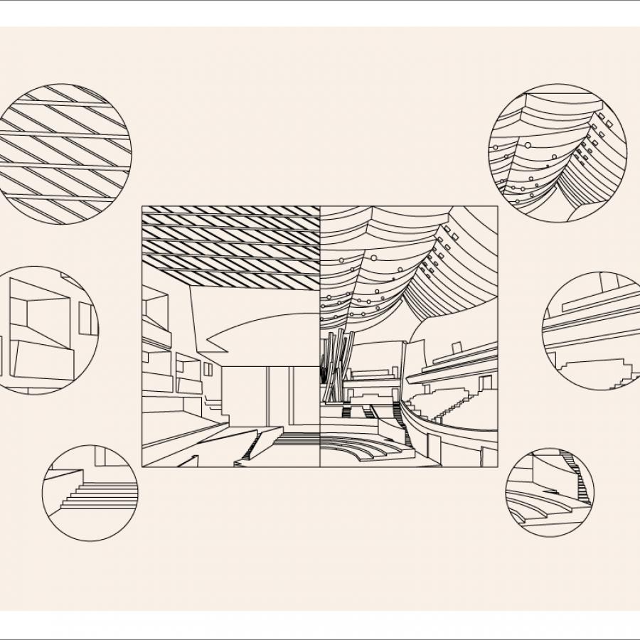 Proyecto por Andrea Luque bajo la mentoría del profesor Javier Isado para el curso ARQU3134.